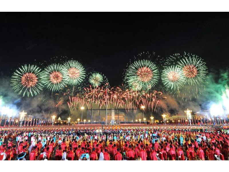 泉州百年文化提供创意特色庆典策划-给你一场视觉享受
