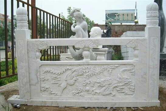 绵阳优质石栏杆定做厂家 绵阳栏杆石雕厂