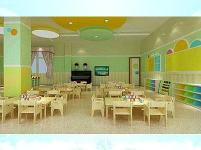 陜西幼兒園室內設施-西安幼兒園設施報價