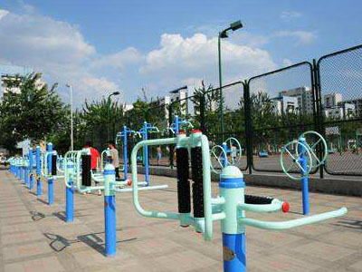 甘肃小区健身设施哪家好_西安质量保证的体育设施器材