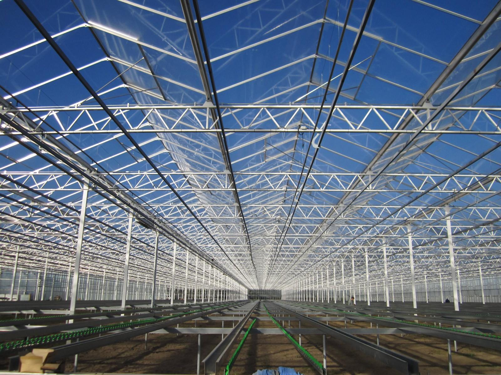 光伏蔬菜大棚建造厂家 冬暖式蔬菜大棚