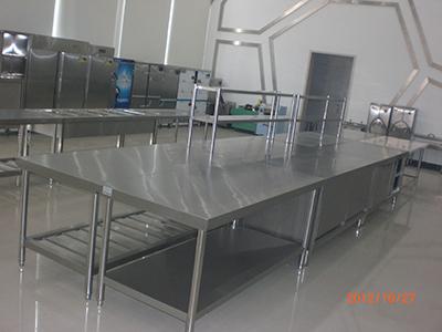 兰州自助餐具——专业的不锈钢厨房设备供应商——甘肃海斯特不锈钢制品