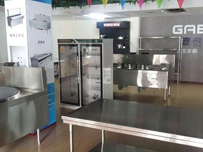 甘肃酒店厨房设备_甘肃知名的不锈钢厨房设备供应商