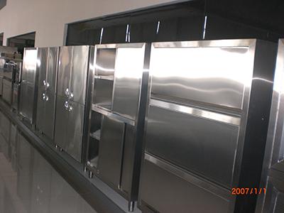 安宁厨房设备-甘肃海斯特不锈钢制品专业提供厨房设备