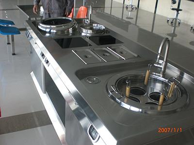 甘肃酒店用品批发,大量供应出售精良的不锈钢厨房设备