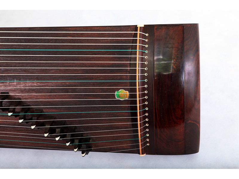要买新品古筝,当选灵韵 广西民族乐器
