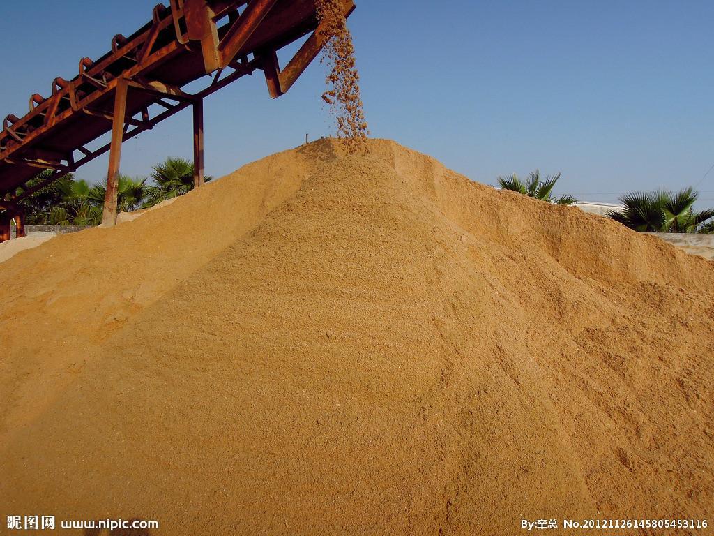 优质的宁波水泥黄沙当选普伦祥建材——宁波水泥黄沙公司