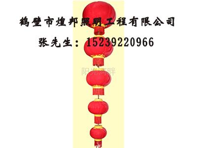 煌邦照明工程专业供应LED灯笼-LED灯笼生产厂家