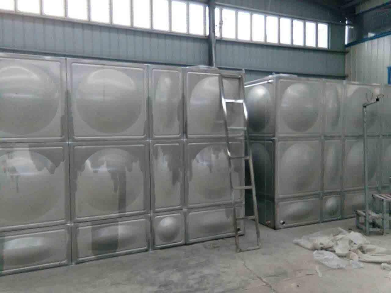 安丘熱賣不鏽鋼水箱-專業的消防水箱供應商