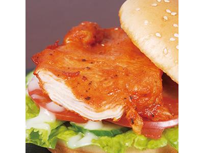 內蒙古炸雞漢堡原料批發-甘肅搶手的炸雞漢堡原材料供應