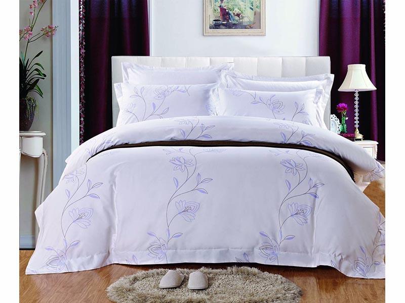 兰州宾馆床上用品-买酒店布草上哪好