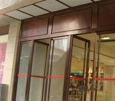 不锈钢玻璃感应门上哪买比较好——厦门不锈钢推拉门