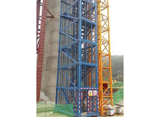 桥梁安全施工爬梯
