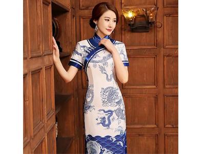 山东口碑好的旗袍厂商推荐,得体的旗袍