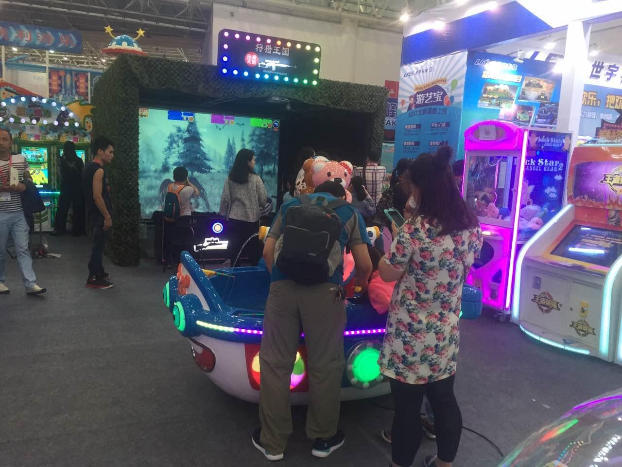 廣州專業的電玩設備 廣州哪有賣高品質酷兒麥小熊魚池