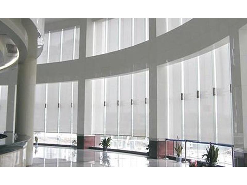 兰州电动窗帘生产_兰州高性价电动窗帘-供应