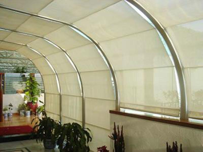 阳光房室内外遮阳棚|兰州阳光房遮阳厂家