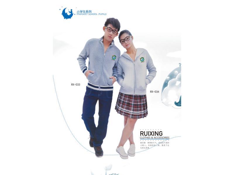 中国校服定制-好的校服定制就在睿星服装