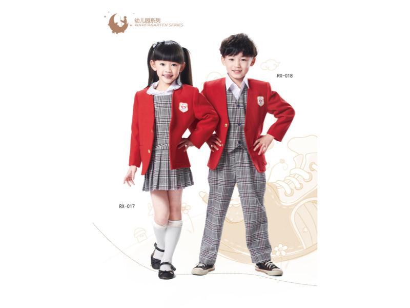 上海中学生校服批发供应-福建名声好的西装校服厂商推荐