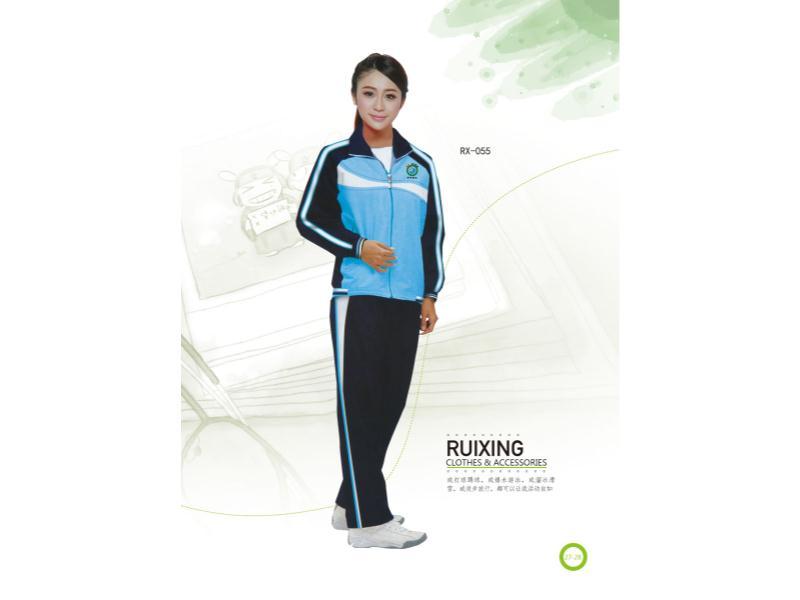 专业的校服系列供应商当属睿星服装 中学生校服系列代理加盟