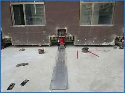 蘭州房屋平移|武威可靠的裂縫處理公司是哪家