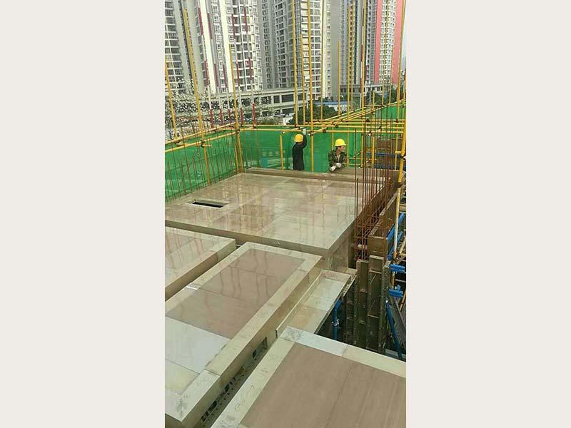 建筑模板厂家-甘肃赫然建筑模架专业制作铝合金模板