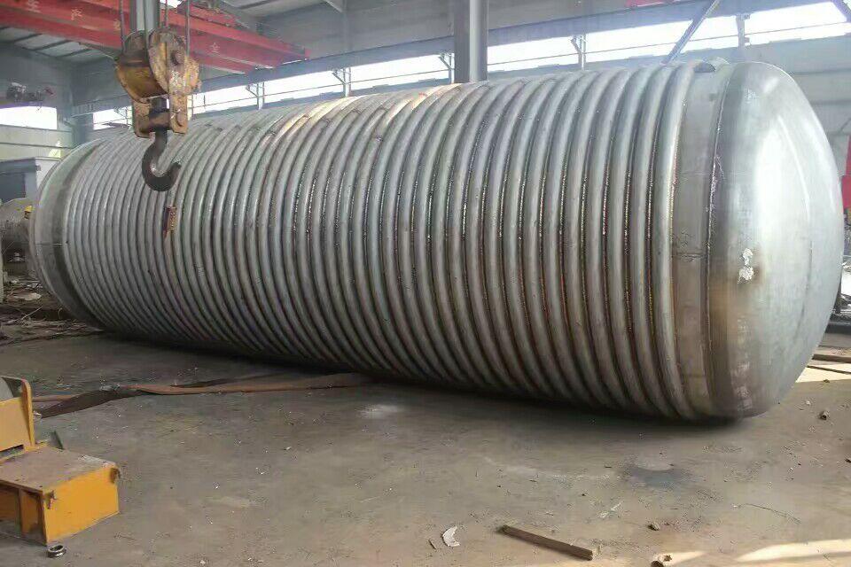 山东容器生产厂家-口碑好的发酵罐供应商_五月化工装备科技