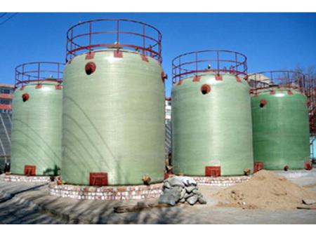 西北玻璃钢储罐公司_兰州玻璃钢储罐可靠厂家