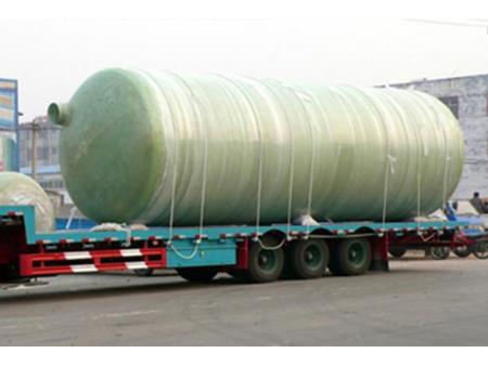 甘肃化粪池-宝东玻璃钢_专业提供玻璃钢化粪池