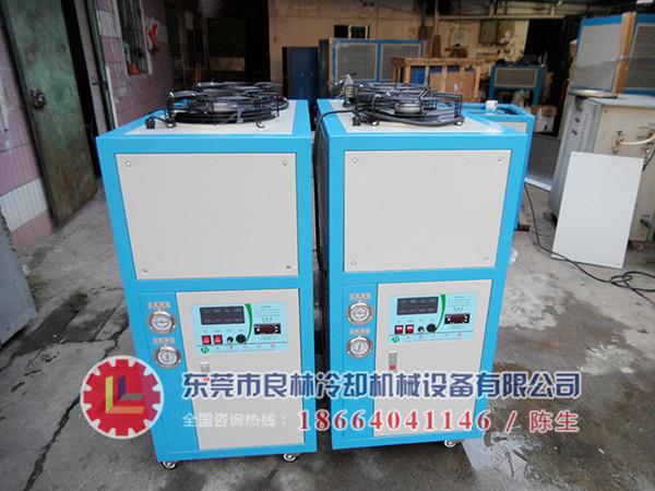 密封式冷水机厂家_广东工业冷水机厂家有什么特色