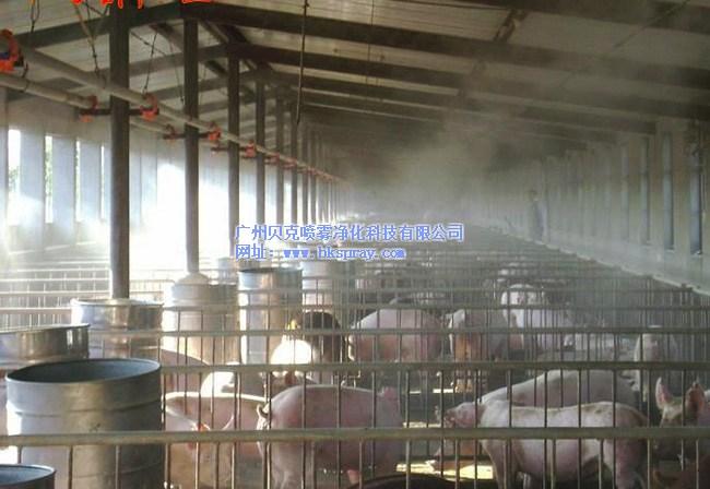 湖南养殖场喷雾除臭,垃圾除臭设备,自动配比除臭机