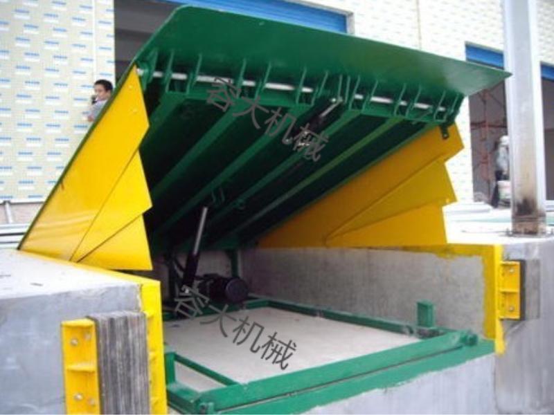 液压升降台厂家供应_福建高品质固定式液压登车桥