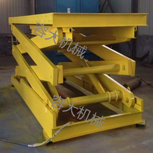 三明固定式液压升降平台_规模大的固定式液压升降平台生产厂