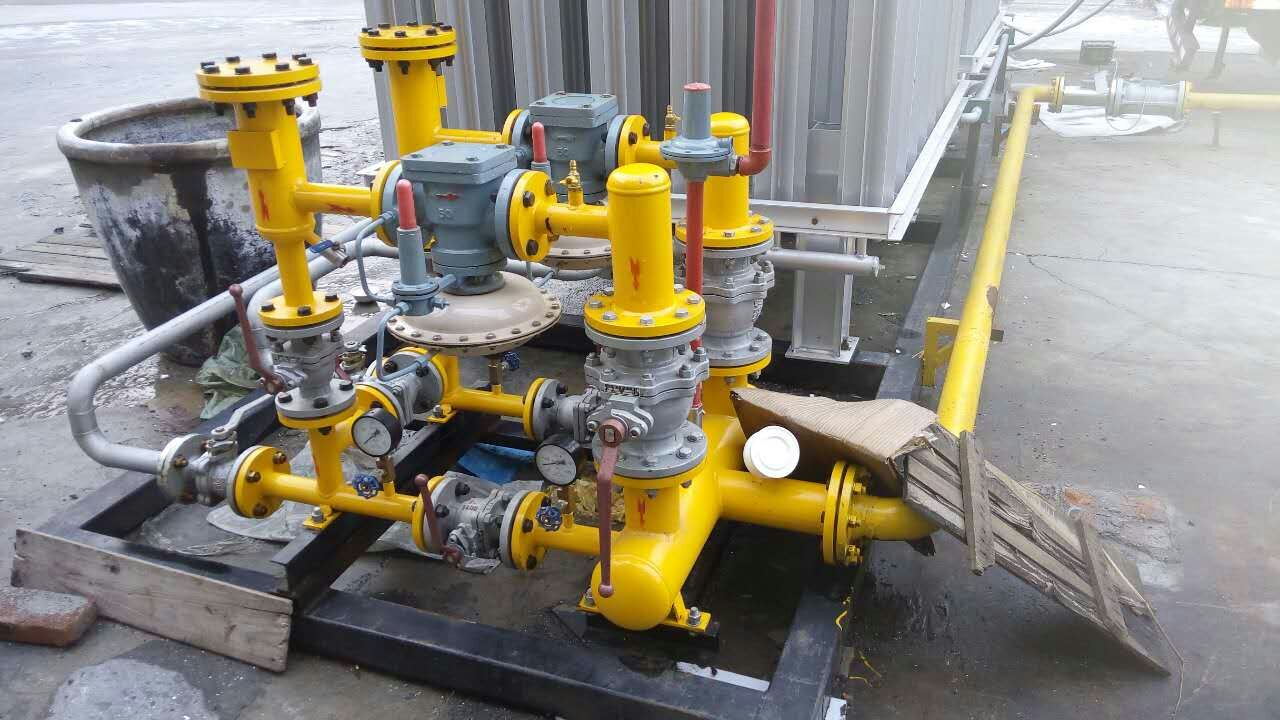 LNG调压计量撬供应商 青州云驼气化调压撬厂家推荐
