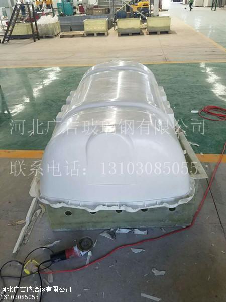 衡水专业的模压玻璃钢化粪池批售——优质化粪池