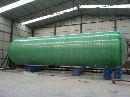 兰州玻璃钢化粪池生产厂家-西安小区玻璃钢化粪池厂家