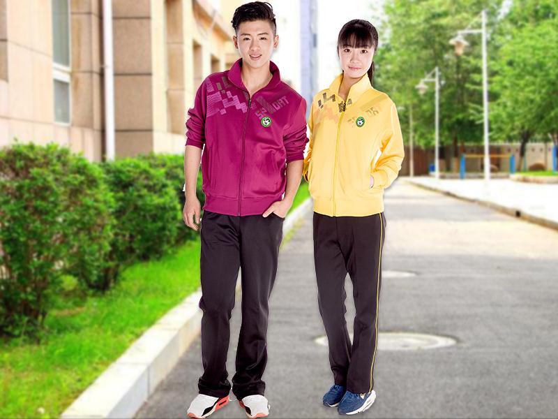 優良的學生服哪有賣-廣西學生裝訂做