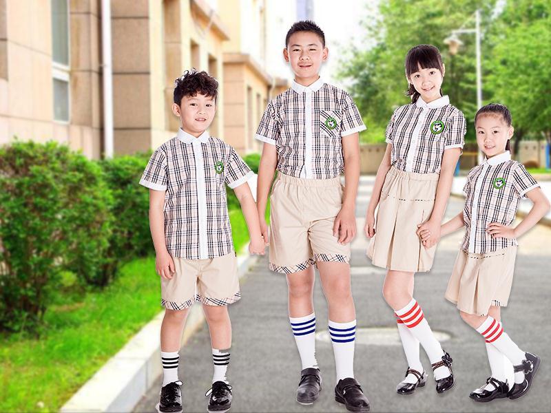 小学生校服定做-泉州市销量好的小学校服批发