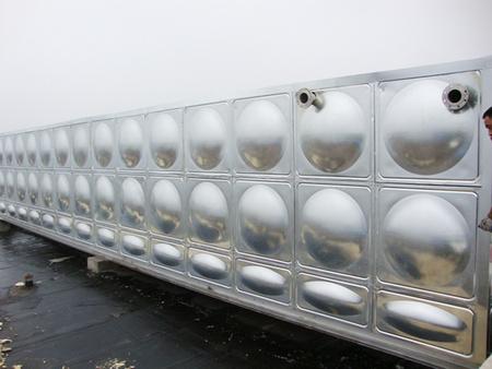 三栋机电供应不锈钢水箱|垦利不锈钢水箱