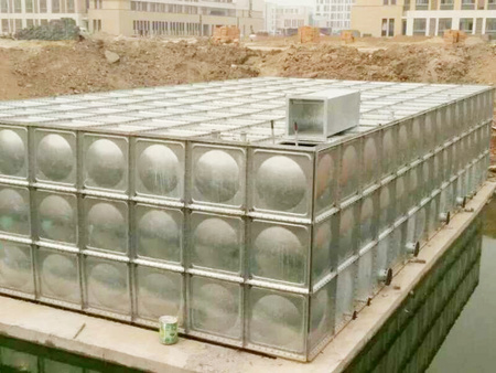 太阳能不锈钢储水箱产品用途