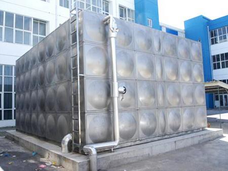 【选择三栋机电省时省力省心】山东平度不锈钢保温水箱厂家