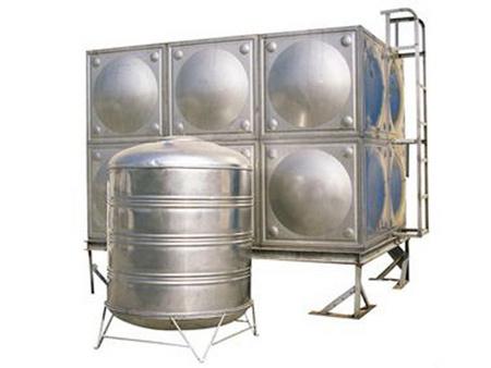 不锈钢圆形保温水箱的优势——圆形保温水箱