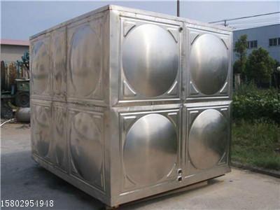 哪里有提供不锈钢镀锌板焊接水箱 镀锌板焊接水箱