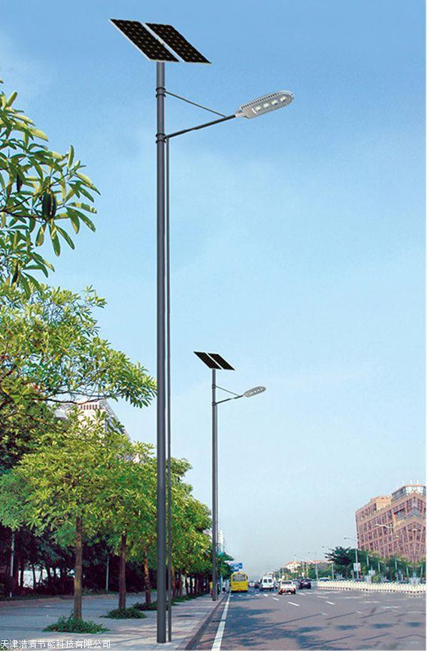 浩清节能提供高品质的天津太阳能路灯 太阳能路灯