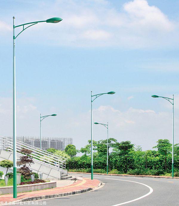 太阳能路灯价位,天津齐全铁杆路灯供应