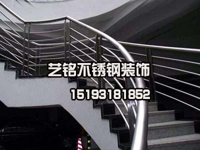 蘭州不銹鋼樓梯-供應蘭州質量好的樓梯扶手