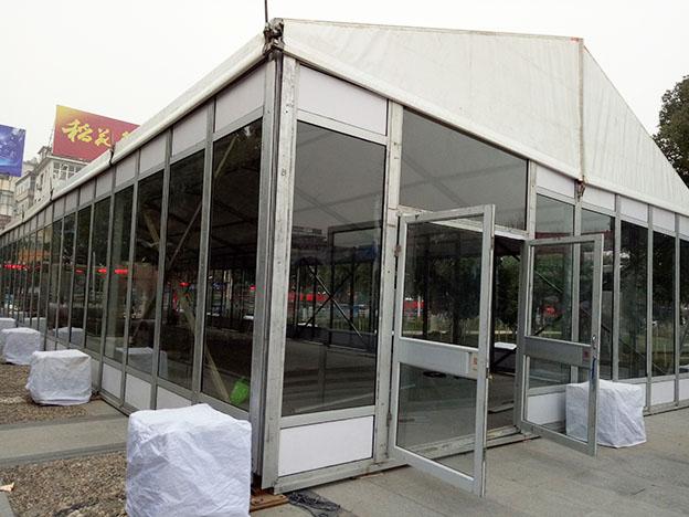 舞钢篷房厂家-华熠广告提供专业的篷房出租