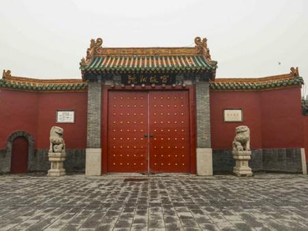 古典大门制作哪家实力强——山东仿古建筑大门生产厂家