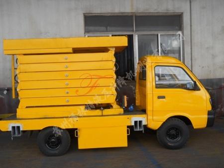苏州优惠的车载式升降机批售,合肥车载式升降机