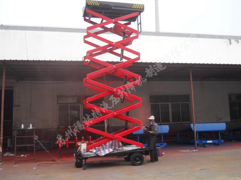新款移动式升降机推荐-无锡移动升降机厂家